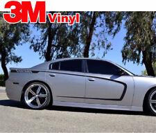 Dodge Challenger HEMI RT Side C Stripes Graphics Vinyl Decal 3M 2011-2014