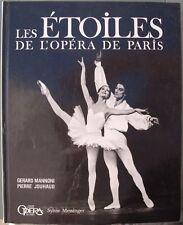 Les étoiles de l'opéra de Paris / Mannoni Jouhaud 1981