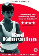 Bad Education (DVD, 2004)