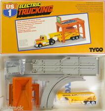 1982 TYCO US-1 TRUCKING Slot Car GRAVEL HOPPER 3461 MIB