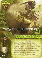 Warhammer Invasion - 2x Nachtgoblin-Fanatiker  #024