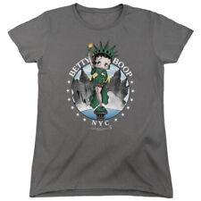 BETY BOOP NYC Licensed Women's Graphic Tee Shirt SM-2XL
