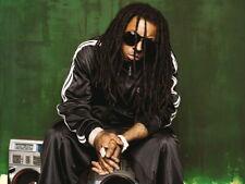 Lil Wayne Dreads Hip Hop Singer Music Huge Giant Print POSTER Affiche