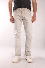 REPLAY M983 8005223 050 WAITOM, Herren Jeans, Hose, Denim, weiß/beige, Trousers