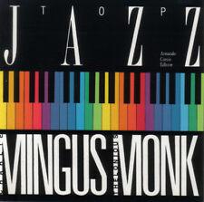 Charlie MINGUS/thelonious monk: top Jazz CD 1989