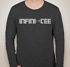 Infini-Tee Tri-Blend Long Sleeve T-Shirt