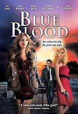 Blue Blood,Very Good DVD, Roy Scheider, Bill Sage, Susie Misner, Noelle Beck, Be