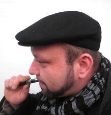 Gorra de hombre lana Ancha Con Visera Boina Flatcap
