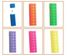 Novelty Large Building Bricks Highlighters Party Gift Bag Fillers For Lego Fans