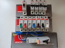 Contactum MCB's CPB 6A 10A 16A 20A 32A 40A 50A + 9006C 7106B 9010C 7150B 9063B
