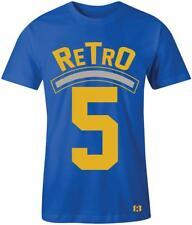 """""""Retro 5"""" T-shirt to Match Retro """"Laney"""" 5's JSP 2019"""