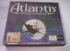 ATLANTIS mundo perdido juego pc texto original en completa ENG