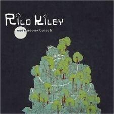 RILO KILEY - MORE ADVENTUROUS CD ROCK 11 TRACKS NEW