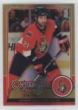 2008 O-Pee-Chee Rainbow Foil Metal #656 Jason Smith Ottawa Senators Hockey Card