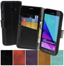 Samsung Galaxy Xcover 4 | 4s | 3 | Hülle Book Tasche Schutz Cover 1A Wallet Case