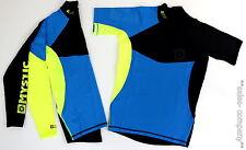MYSTIC Crossfire Rash Shirt Blau Gr.S-XXL Neu+ OVP