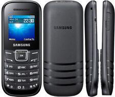 """Samsung E1200M E1200 Pusha 1.52"""" 2G GSM 900 / 1800 Original Unlocked Cellphone"""
