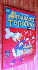 ALMANACCO TOPOLINO  1963 N°  9 - OTTIMO