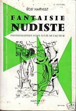 Livre  Fantaisie Nudiste                ( No 5264 )
