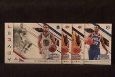 2018-2019 Panini Contenders Draft Picks Basketball Legacy Cards Lot You Pick