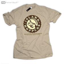 ISLAND HOPPERS Tom TV Selleck Thomas Retro Kult Magnum Fan Kult Hawaii T-Shirt