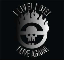 Mad Max I Live I Die Custom T-Shirt Design By TEEIMP.COM