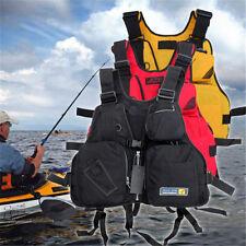 High Quality Adult Buoyancy Aid Sailing Kayak Fishing Canoe Life Jacket Vest