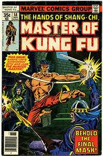 Master of Kung Fu, No. 58; November 1977