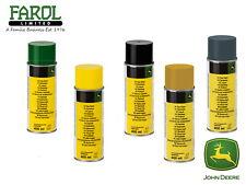 John Deere Spray Paint 400ml Green Yellow Black Primer Genuine Product Aerosol