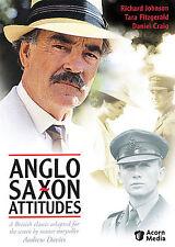 Anglo Saxon Attitudes (DVD, 2008) NEW