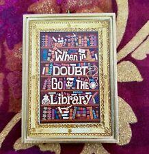 Harry Potter Hermione Granger Quote Christmas Ornament/Magnet/Dollhouse mini