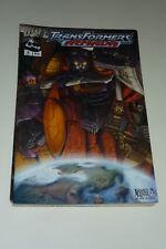 TRANSFOMERS ARMADA - No 3 - 10/2002 - DW Comics
