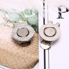 1pc golf magnet cap clip golf ball aiming marker professional golf accessoriesTB