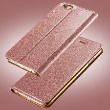 Etui Coque Housse Flip Magnétique Portefeuille Wallet Case Pour iPhone Samsung R
