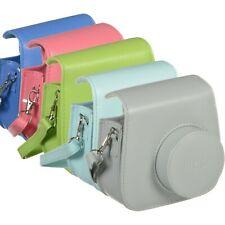 Fujifilm Instax Mini 8 9 Case Carry Bag W/ 10-IN-1 Camera Accessories Kit