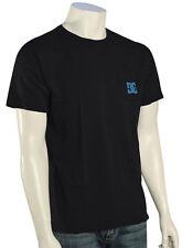 DC Chest Star T-Shirt - Black - New