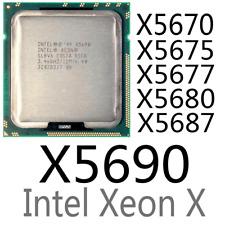 intel Xeon X5670 X5672 X5675 X5677 X5680 X5687 X5690 CPU Processor