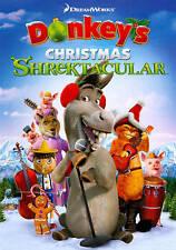 Donkeys Christmas Shrektacular (DVD)