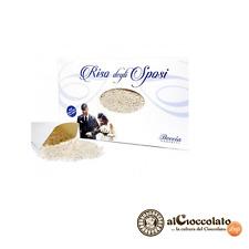 RISO COLORATO 1 KG COLORI A SCELTA MATRIMONIO NOZZE CHIESA BIANCO NO CRISPO