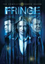 Fringe: The Complete Fourth Season DVD, John Noble, Joshua Jackson, Anna Torv,