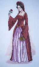 KL111 Anne Boleyn Cross Stitch Kit Tudor Queens Range by Vanessa Wells