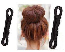 Haar Twister  Frisurenhilfe  schwarz in 2 Größen S,M