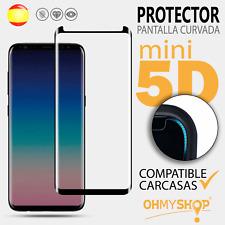 PROTECTOR pantalla SAMSUNG GALAXY S8 S8 PLUS cristal templado curvado 5D (MINI)