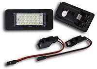PLAQUE 48 LED AUDI A5 S5 Q5 PASSAT B6 TT > 07 A4 > 08