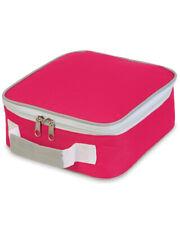 Kids Sandwich cooler Lunch Box - School Dinner Bag - 4 Colours - Insulated