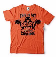 Scary Mom Costume Halloween Tee shirt gift for Mom Mother Halloween Costume Tee