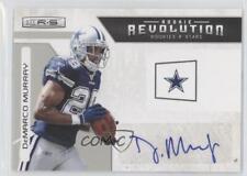 2011 Panini Rookies & Stars #8 DeMarco Murray Dallas Cowboys Auto Football Card