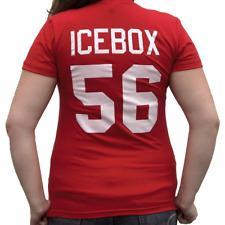 Becky Icebox O'Shea #56 Little Giants Jersey T-Shirt 90's Football Movie Costume
