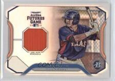 2014 Bowman Future's Game Relics #FGR-JG Joey Gallo Texas Rangers Baseball Card