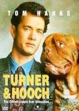 Turner And Hooch Dvd Tom Hanks Brand New & Factory Sealed
